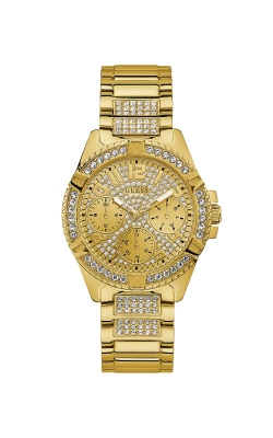 Guess Gold Tone Stainless Steel Watch U1156L2 product image