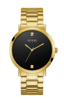 Guess Gold Tone Stainless Steel Watch U1315G2 product image