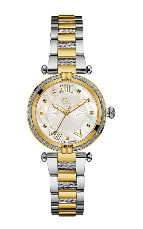 Guess Ladies GC CableChic Mid Size Watch Y18020L1MF product image