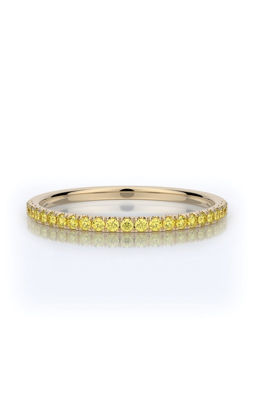 Henri Daussi Collection Women's Wedding Bands Wedding band R1-3H product image