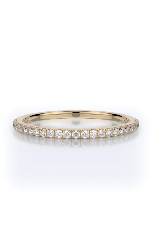 Henri Daussi Collection Women's Wedding Bands Wedding band R1-8H product image