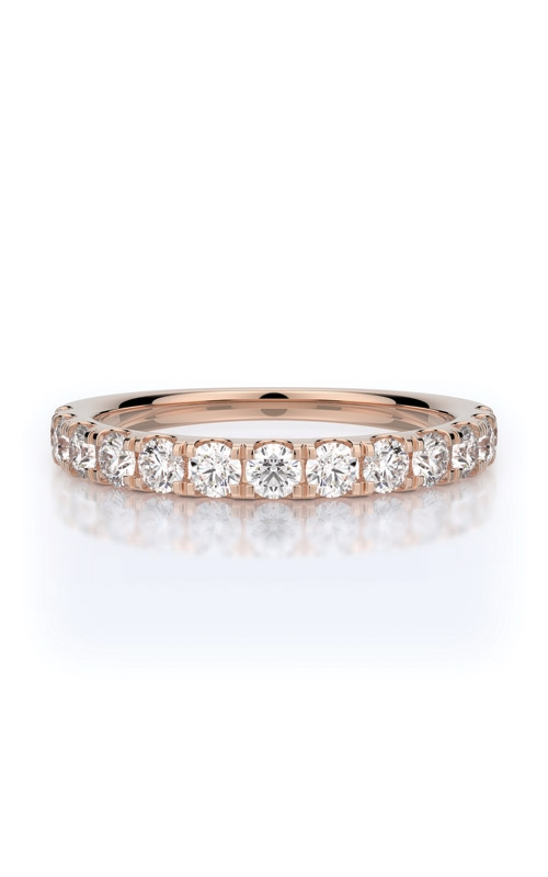 Henri Daussi Collection Women's Wedding Bands Wedding band R2-7H product image