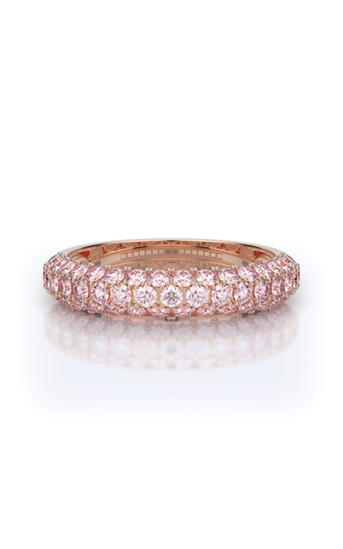 Henri Daussi Collection Women's Wedding Bands Wedding band R3-2H product image