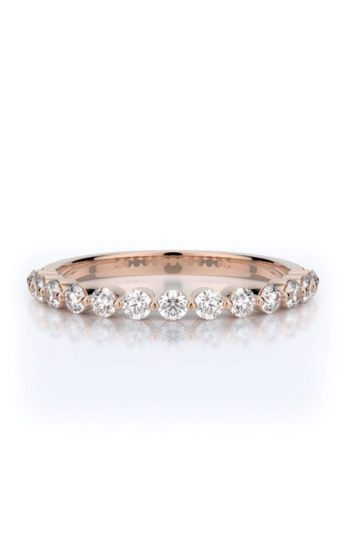 Henri Daussi Collection Women's Wedding Bands Wedding band R6-7H product image