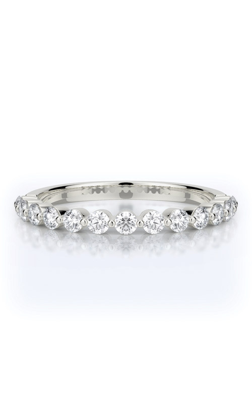 Henri Daussi Collection Women's Wedding Bands Wedding band R6H product image
