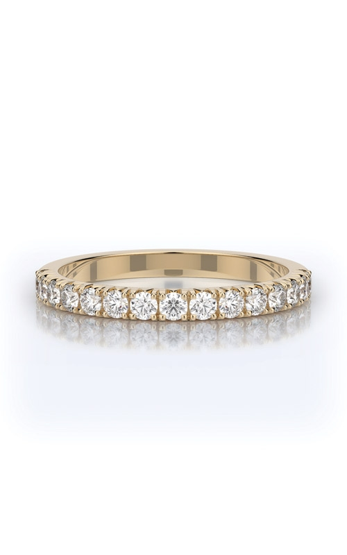 Henri Daussi Collection Women's Wedding Bands Wedding band YWBSR product image