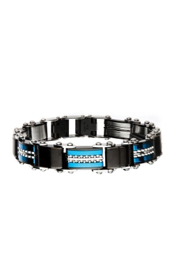 Inox Double Sided Stainless Steel Reversible Bracelet BR175111 product image