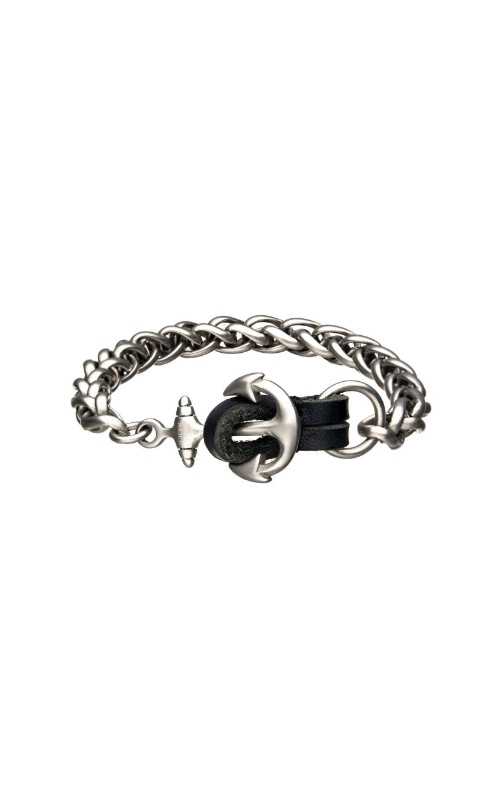 Inox Silver Anchor Bracelet BR37698 product image
