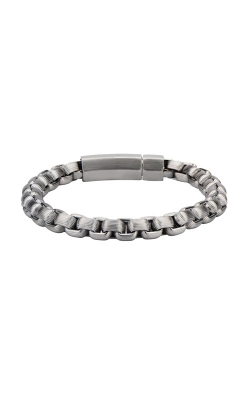 Inox Stainless Steel Box Chain Bracelet BR5026 product image