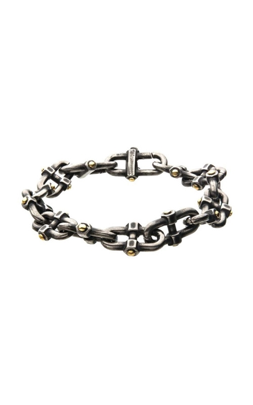 Inox Stainless Steel Mariner Chain Bracelet BRB2217 product image