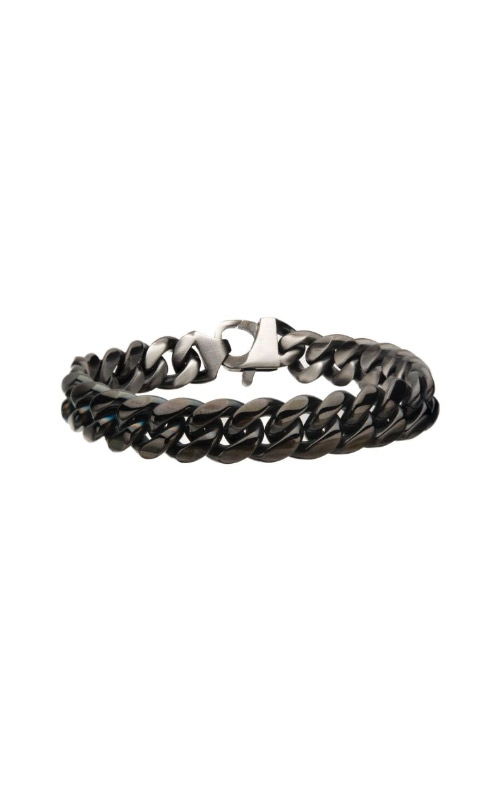 Inox Stainless Steel 12mm Black Curb Chain BRSTC12MK-85 product image