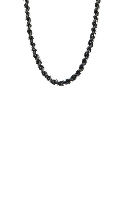 Inox Black Steel Link Chain NSTC8228K-24 product image