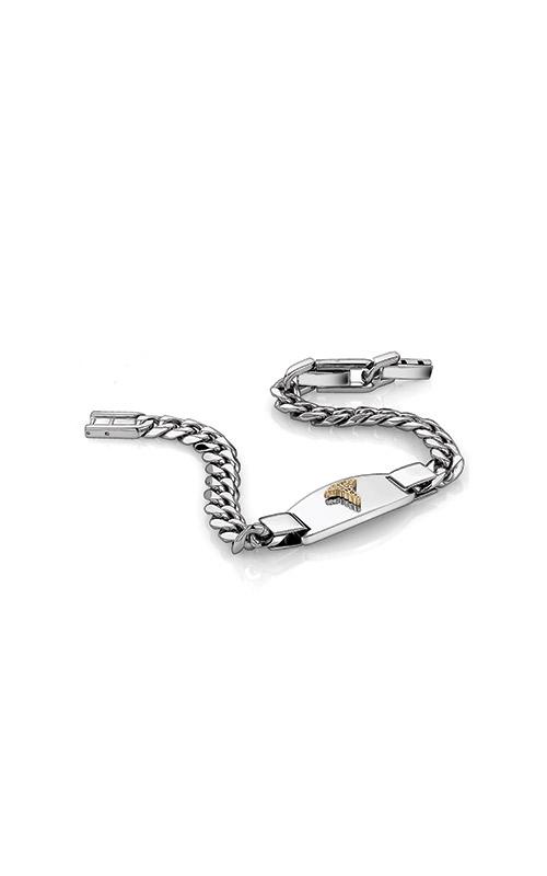Italgem Steel Stainless Steel Medical ID Bracelet SMAB51 product image