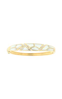 Kabana 14k YG Inlay MOP w/.33 tw diamond Bracelet product image