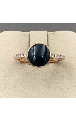 Kabana 14k RG Onyx Ring - NRIF649OX product image