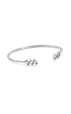 Kendra Scott Amaya Rhodium Lilac Crystal Bracelet 4217700747 product image