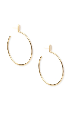 Kendra Scott Pepper Hoop Earrings In Gold 4217702315 product image