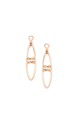 Kendra Scott Fallyn Linear Earrings In Rose Gold 4217705425 product image