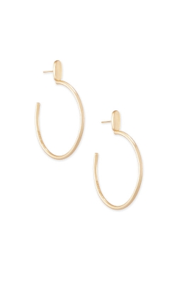Kendra Scott Small Pepper Hoop Earrings In Rose Gold 4217705575 product image