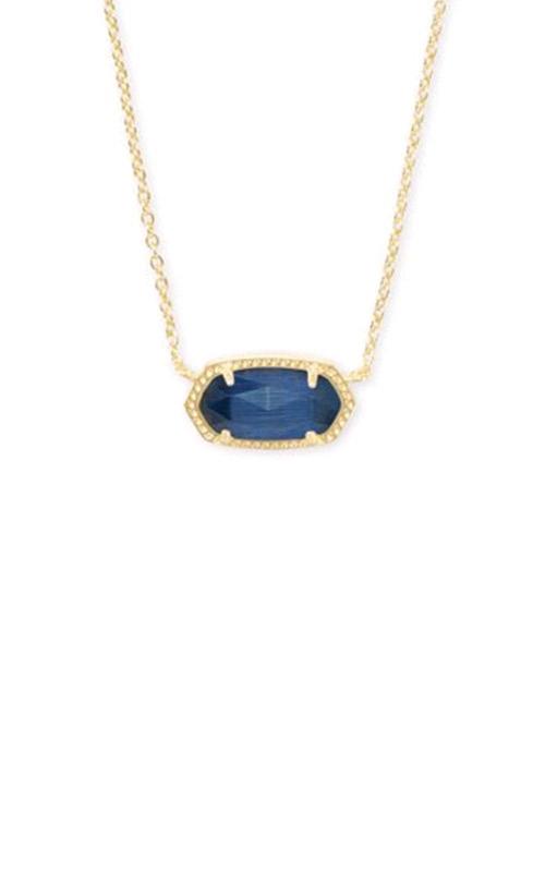 Kendra Scott Elisa Gold in Navy Catseye 4217712764 product image