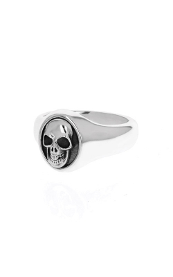 King Baby Sterling Silver Skull Motif Ring K20-7502-10 product image