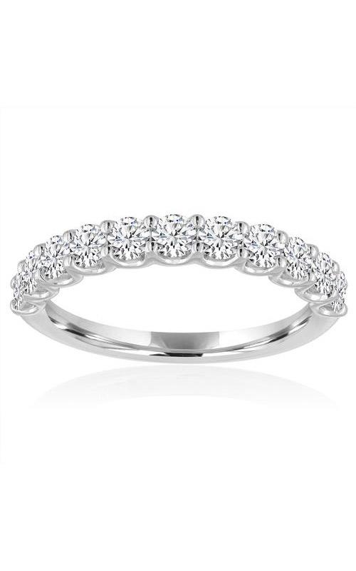 Love Story 14k 1ctw Diamond Wedding Band 77816D-14KW-1 product image
