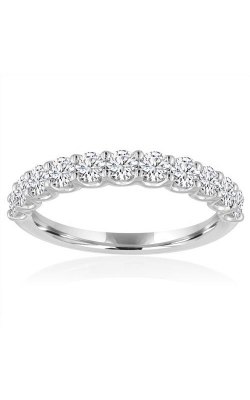 Love Story 14k 1ctw Diamond Wedding Band 77816D-14KW-1 product image
