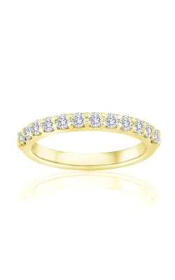 Love Story 14k Yellow Gold 1/4ctw Diamond Wedding Band 79126D-14KY-1/4 product image