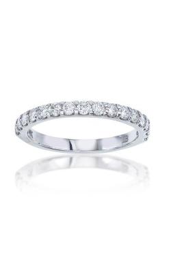 Love Story 1/2ctw Platinum Wedding Band 79156D-PLAT-1/2 product image