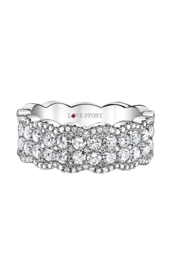 Love Story 14k 1.50ctw Diamond Band AJ-R5082LJ product image