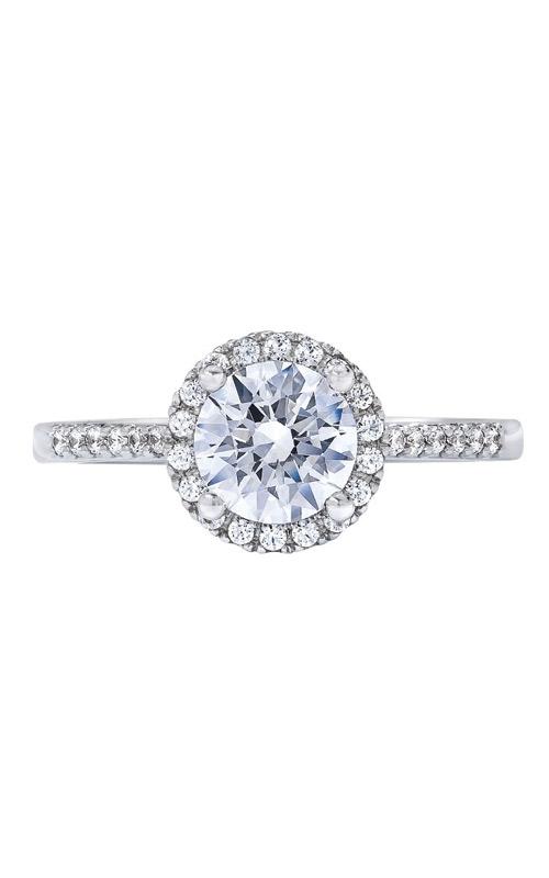 Love Story 14k White Gold 1/3ctw Diamond Semi Engagement Ring L8435-WGE product image