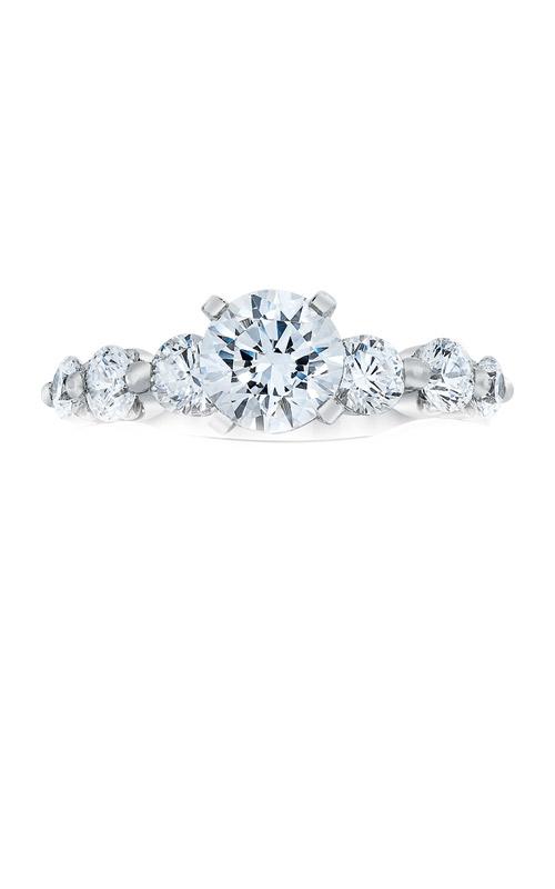 Love Story 14k White Gold 7/8ctw Diamond Semi Mount L8681-WGE product image