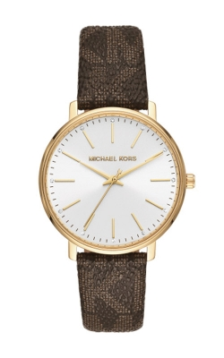 Michael Kors Pyper Logo and Gold-Tone Watch MK2857 product image