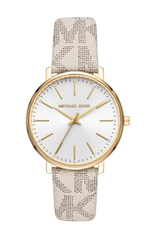 Michael Kors Pyper Logo and Gold-Tone Watch MK2858 product image
