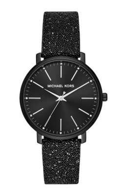 Michael Kors Pyper Black Stainless Steel Watch MK2885 product image