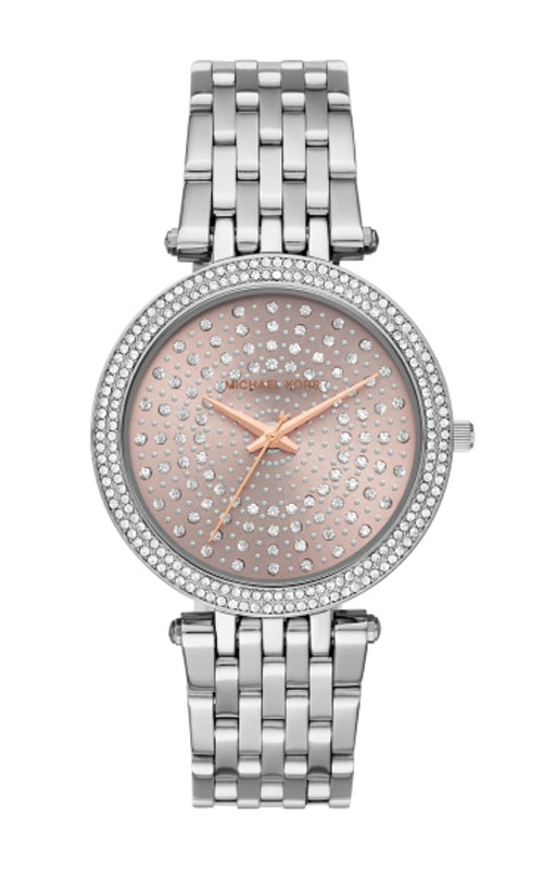 Michael Kors Darci Celestial Pave Silver-Tone Watch MK4407 product image