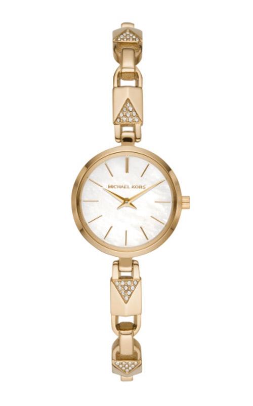 MIchael Kors Jaryn Mercer Gold Tone Watch MK4439 product image