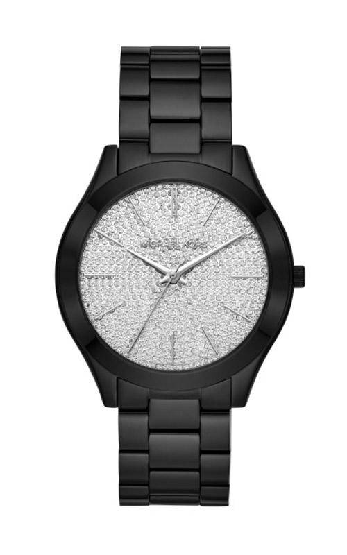 Michael Kors Slim Runway Pave Black Tone Watch MK4442  product image