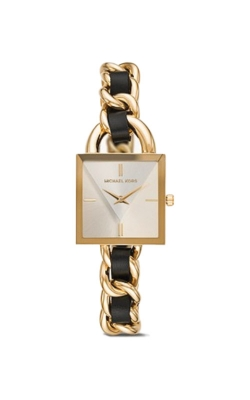Michael Kors Stainless Steel Gold Tone Chain Watch MK4445 product image
