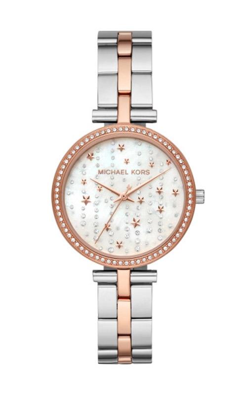 Michael Kors Maci Two Tone Watch MK4452 product image