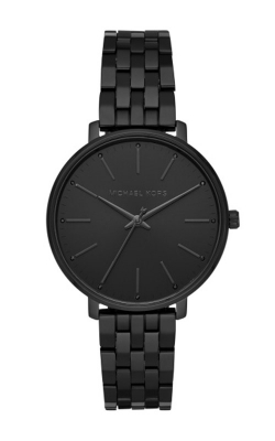 Michael Kors Pyper Black Stainless Steel Watch MK4455 product image