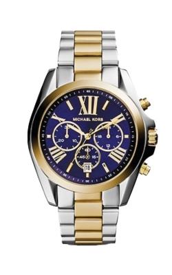 Michael Kors Men's Bradshaw Blue Chronograph Watch MK5976 product image