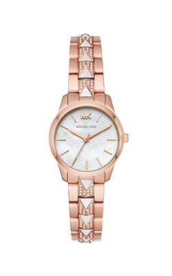 Michael Kors Women's Runway Mercer Rose Tone Watch MK6674 product image