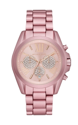 Michael Kors Bradshaw Pink Chronograph Watch MK6752 product image