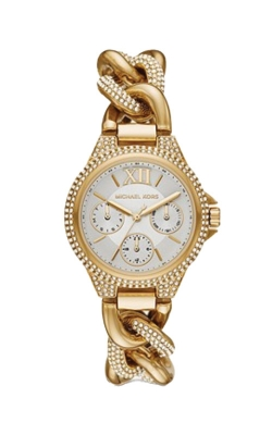 Michael Kors Women's Camille Gold Tone Chain Watch MK6842 product image
