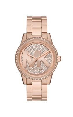 Michael Kors Men's Ritz Rose Tone MK Watch MK6863 product image