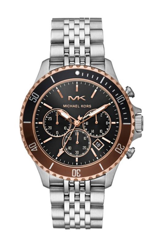 Michael Kors Bayville Steel Chronograph Watch MK8725 product image