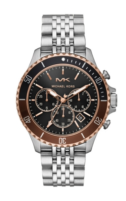 Michael Kors Bayville Steel Chronograph Watch MK8725 product image