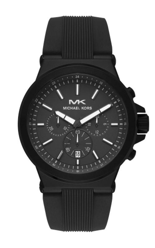 Michael Kors Dylan Black Chronograph Watch MK8729 product image