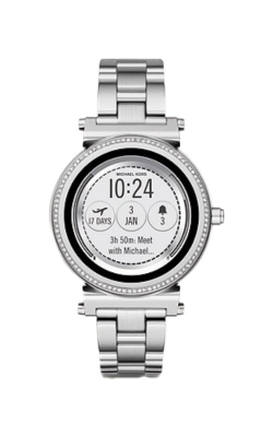 Michael Kors Sofie Stainless Steel Touchscreen Smartwatch MKT5020 product image
